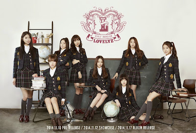 Lovelyz Candy Jelly Love Teaser