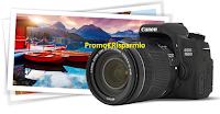 Logo Con Gli Occhi: vinci Canon EOS 760D + biglietti cinema