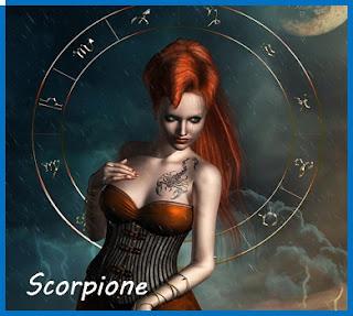 Oroscopo maggio 2016 Scorpione
