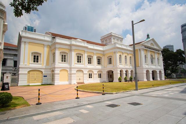 Padang, quartiere coloniale