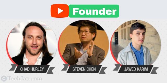 YouTube Founder