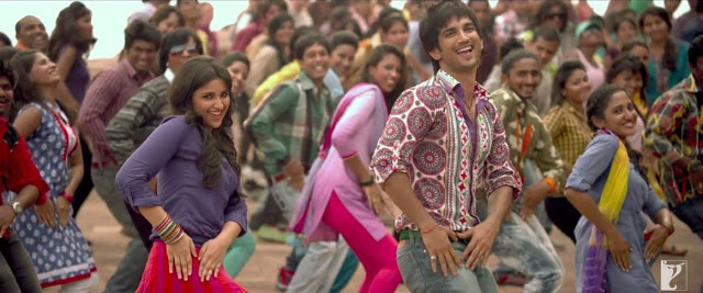 Watch Online Music Video Song Title Song - Shuddh Desi Romance (2013) Hindi Movie On Youtube DVD Quality
