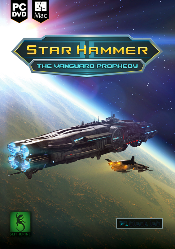 Game PC Star Hammer The Vanguard Prophecy