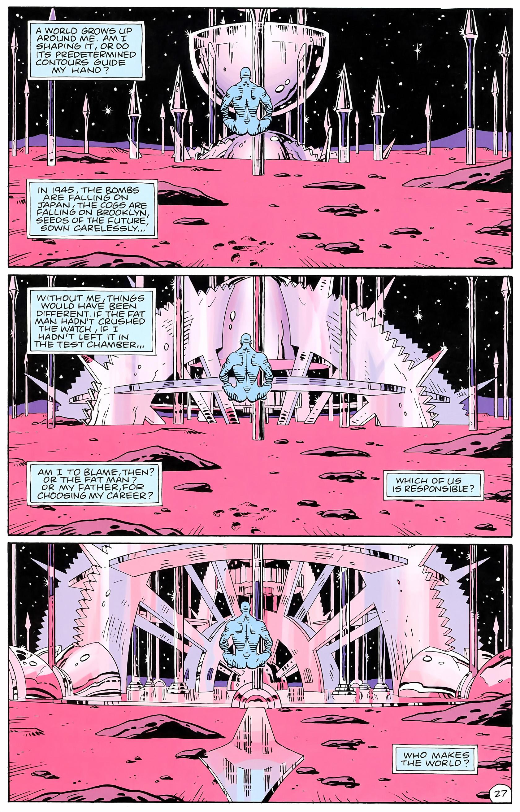 Watchmen (1986) issue 4 - Page 29