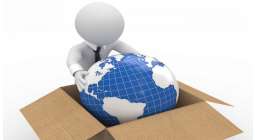 Hướng dẫn gửi hàng đi nước ngoài, quốc tế chi tiết nhất