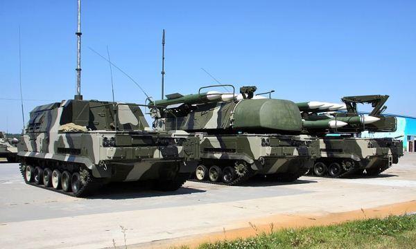 Sistem rudal 9K37 Buk