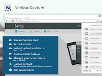 Nimbus Screen Capture, Cara Mudah Capture Halaman Web (Web Page)