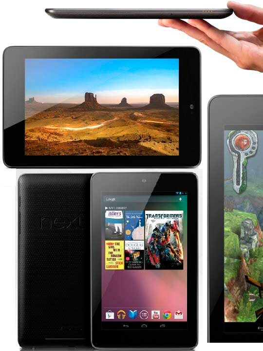 Price of google nexus tablet in taka