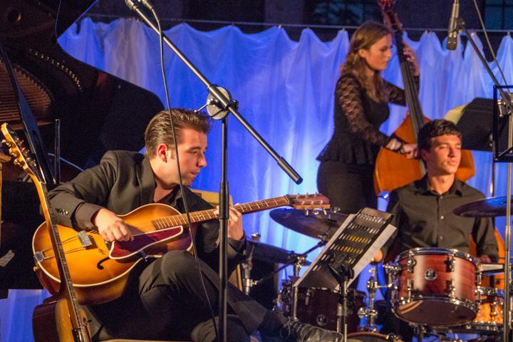 LondonJazz: Report: Big Band Concert , International ...