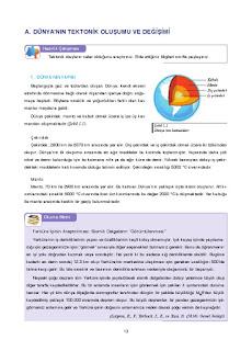 10. Sınıf Coğrafya Ders Kitabı Cevapları Gün Yayınları Sayfa 13