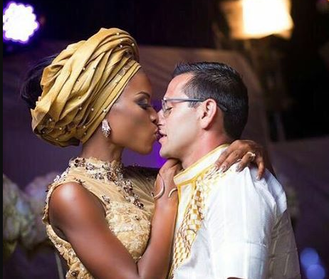yvonne nelson best friend marries white