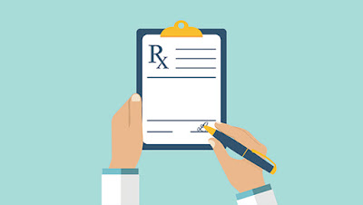 What does Rx mean on the doctor's prescription?