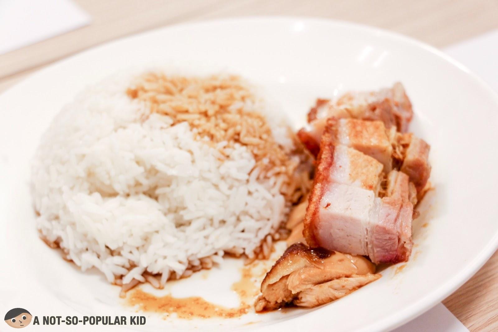 Honolulu HK Café now in Manila, Philippines - A Not-So-Popular Kid