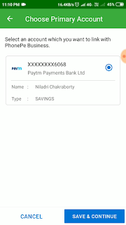 How to Create PhonePe merchant account or PhonePe Business Account ? 1