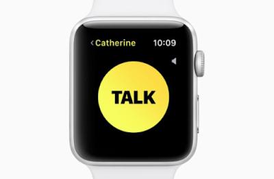 كيفية استخدام تطبيق Walkie Talkie مع ساعة Apple Watch