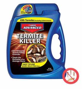 أفضل مبيد لمكافحة النمل الابيض