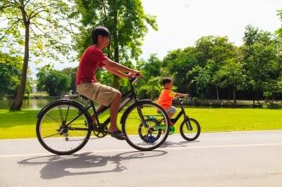 Manfaat Bersepeda Bagi Kesehatan Tubuh Anda 7 Manfaat Bersepeda Bagi Kesehatan Tubuh Anda