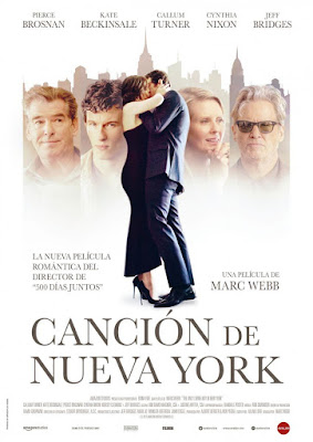 The Only Living Boy In New York 2017 DVD R2 PAL Spanish