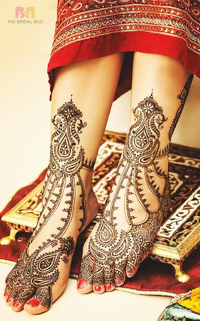 rajasthani mehndi designs for bail