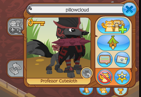 Animal Jam Graphic Central!: Glitched Spike?!