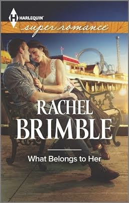 What Belongs to Her by Rachel Brimble