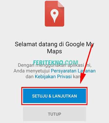 Cara Menambahkan Tempat di Google Maps Android 3