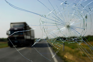 Protech Windshield from Stones