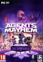 Agents of Mayhem PC