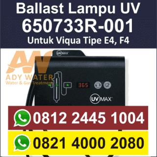 Ballast untuk Lampu UV Viqua/Sterilight E4 dan F4