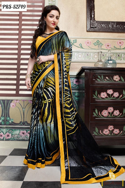 soha ali khan designer sarees for party and wedding in low cost