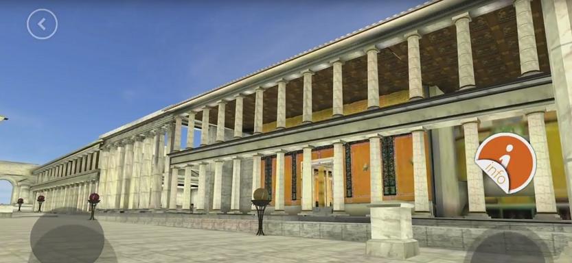 Back To Pompeii VR