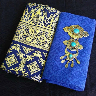 Kain Batik dan Embos 532