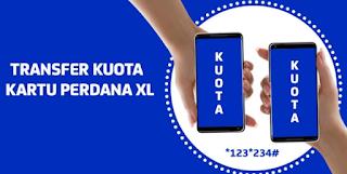 Cara Transfer Kuota XL Xtra Combo Lite 2020