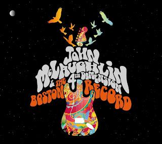 John McLaughlin and The 4th Dimension - 2014 - The Boston Record