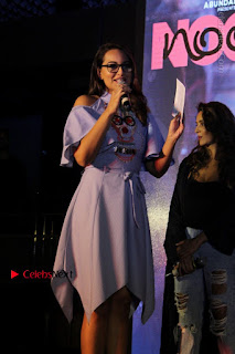 Actress Sonakshi Sinha at the Song Launch of Film Noor  0006.JPG