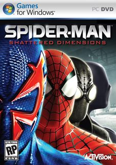 Spider-Man: Shattered Dimensions - PC (Download Completo em Torrent)