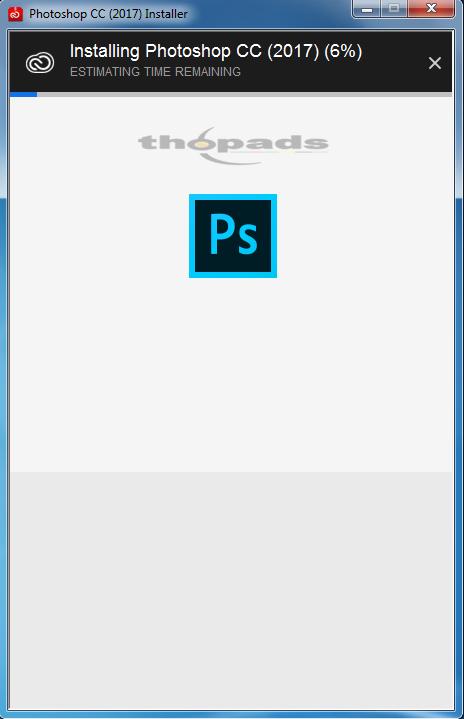 Cara Instal Photoshop CC 2017 Dengan Aktivasi   THOPADS