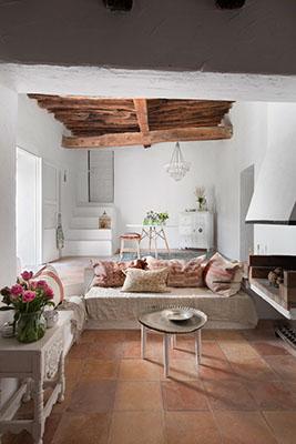 atelier rue verte le blog ibiza une d co boh me pour une finca. Black Bedroom Furniture Sets. Home Design Ideas