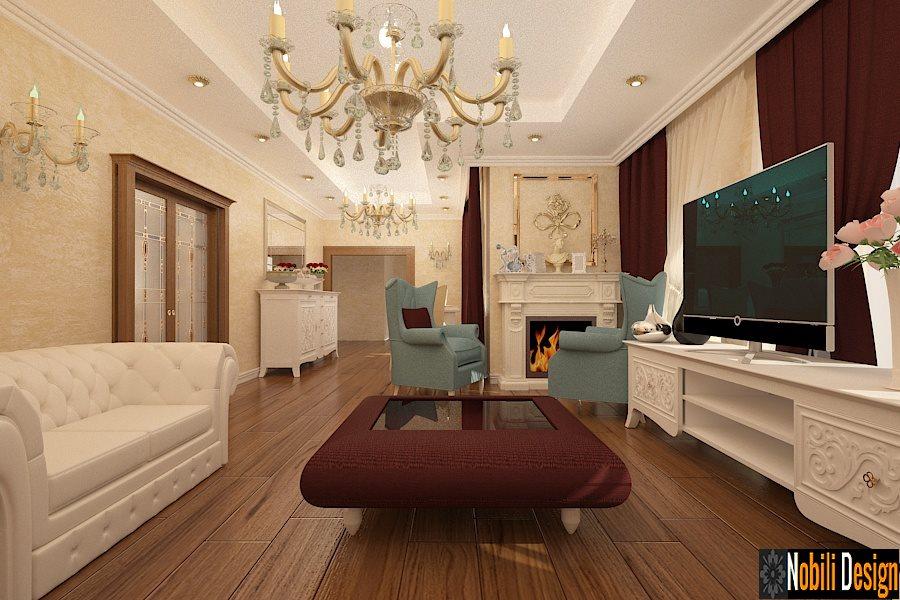 Design interior living open space casa Timisoara - Amenajari Interioare - Arhitect Timisoara