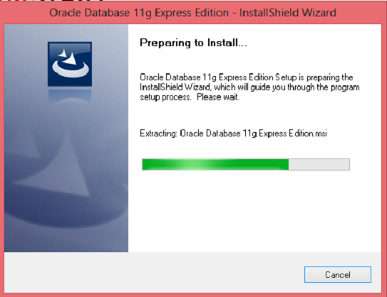 Installing Oracle Database XE and Setting up HR Schema | ADF