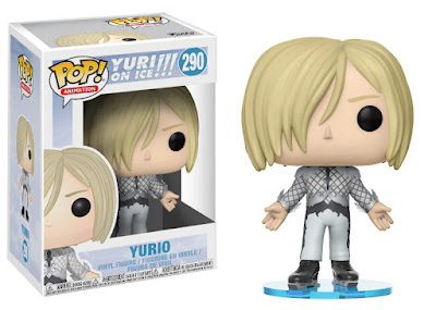 FUNKO POP : Yuri On Ice - - YuriO - : Figura Vinilo | 2017 | JUGUETE