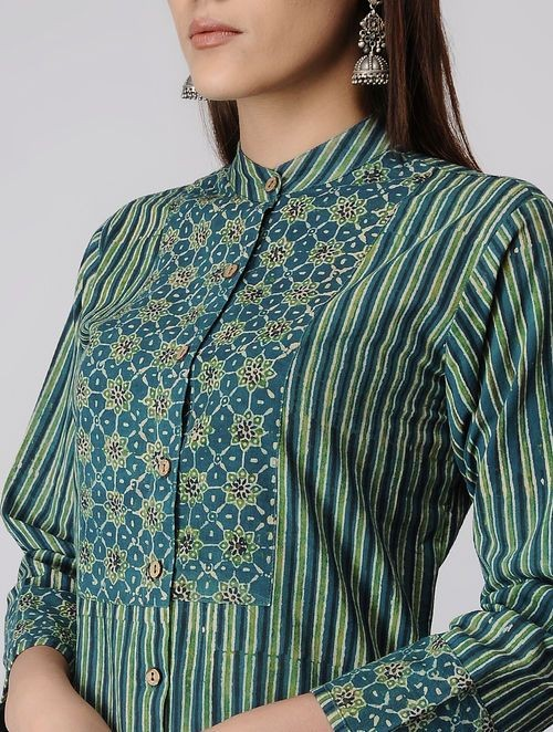 ab7afc1b Latest kurtis neck designs images - Dress Design
