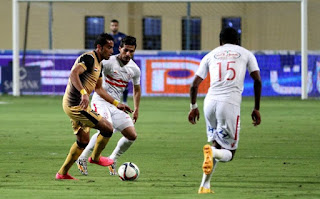 موعد مباراة الزمالك القادمة ضد الإنتاج الحربي في دور الـ16 كأس مصر 2018-2019، القنوات الناقلة، والتشكيل المتوقع