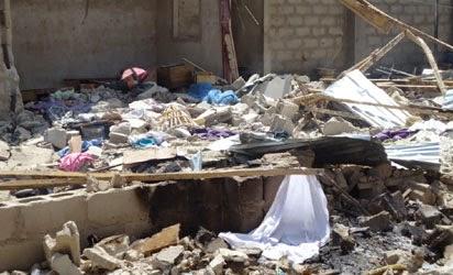 Boko Haram kills 51, over 5 churches burnt near Chibok