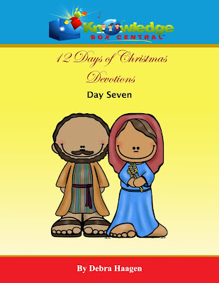 12 Days of Christmas Devotionals - Day Seven