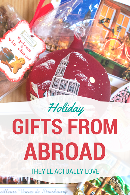 Forget the kitschy souvenirs! Here's how to shop for the best holiday gifts from abroad.