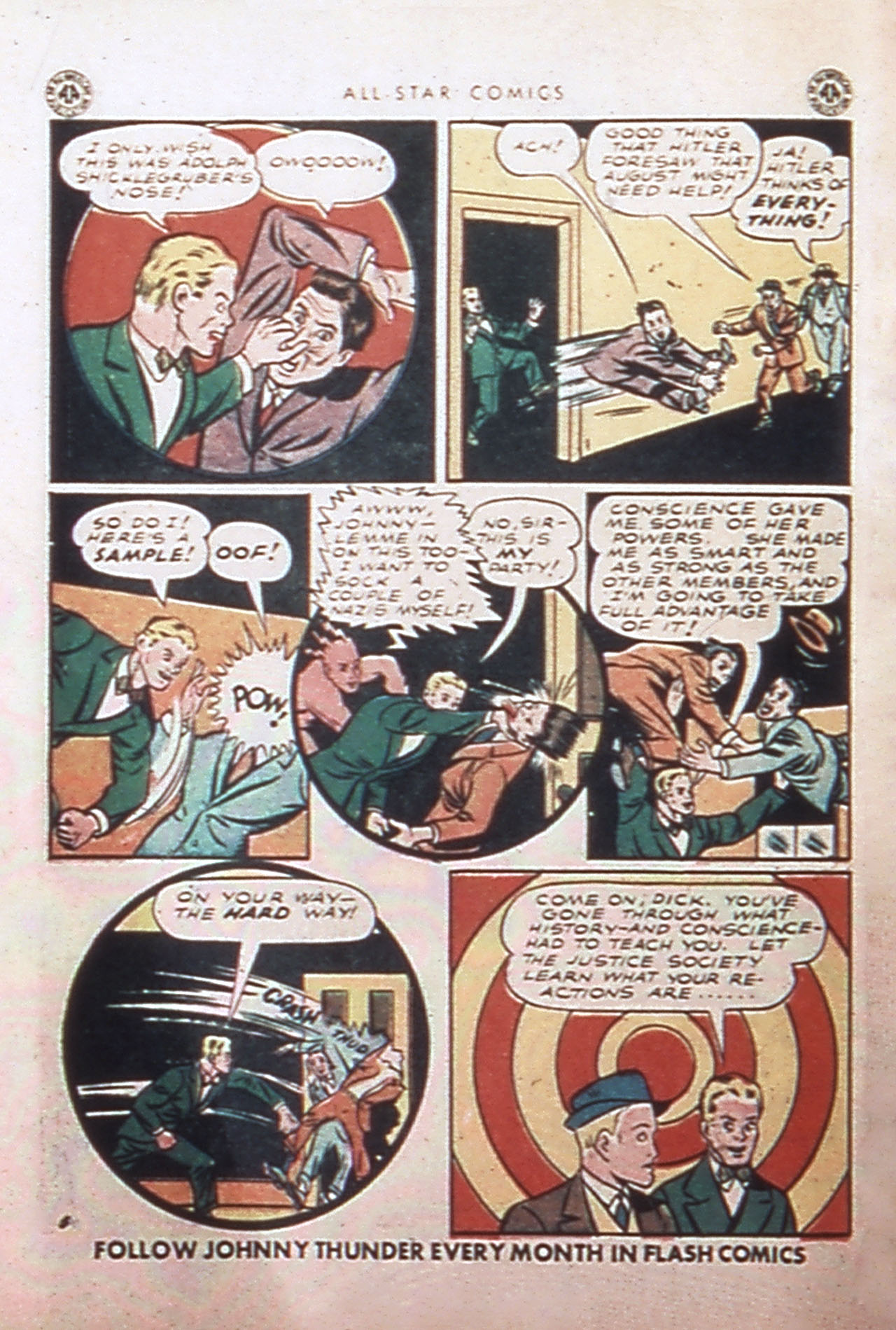 Read online All-Star Comics comic -  Issue #24 - 45