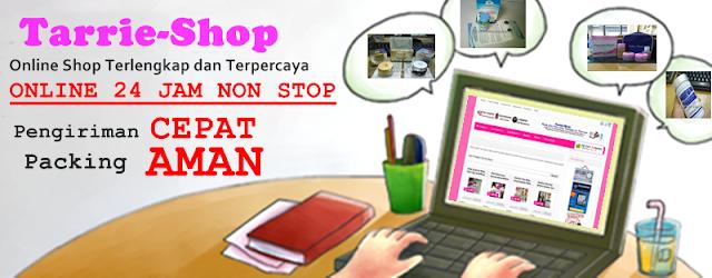 Order Tarrie Shop