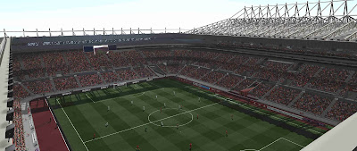 PES 2019 Stadium of Light by Orsest