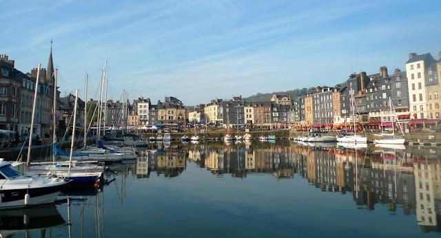 Região Portuária de Honfleur - Normandia - França - Ponte da Normandia